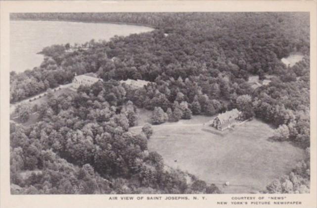 Air View Of Saint Josephs New York