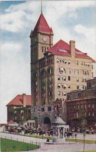 Illinois Chicago Illinois Central Depot