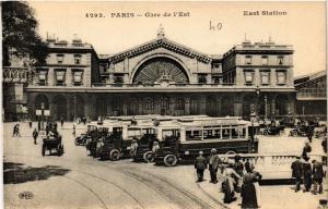 CPA PARIS 10e-Gare de I'Est (254309)