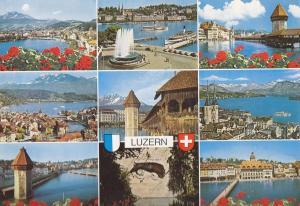 Postal 61405 : Lucerne. Suisse