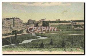 Postcard Old Valence (Drome) Park Jouvet