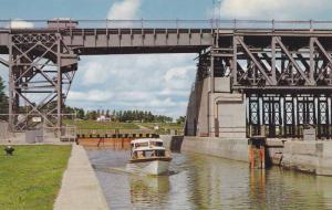 St. Andrew's Locks,  Lockport,  Manitoba,  40-60s