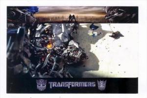 TRANSFOMERS,  Set 2   12  / 12, Modern