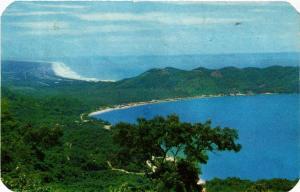CPM Panoramica de la Bahia de Puerto Marquez MEXICO (599465)