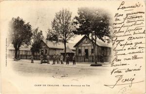 CPA Camp de CHALONS - École Normale de Tir (364801)