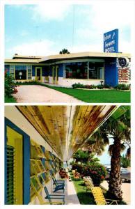 Florida Daytona Beach , Blue Atlantic Motel