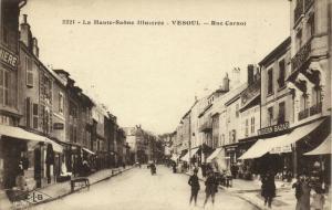 france, VESOUL (70), Rue Carnot, Modern-Bazar (1920s)