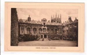 OXFORD, Oxfordshire, England, 1900-1910´s; Oriel College