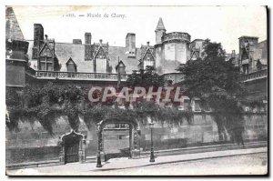 Postcard Old Paris Musee de Cluny