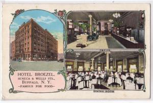 Hotel Broezel, Buffalo NY