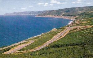 Pleasant Bay, Cabot Trail, Cape Breton Highlands National Park, CAPE BRETON, ...