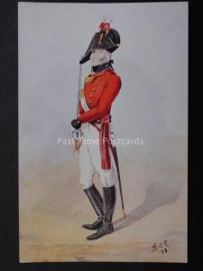 OFFICE THE ROYAL REGT OG FOOT 1800 Art by R J MacDonald by Gale & Polden