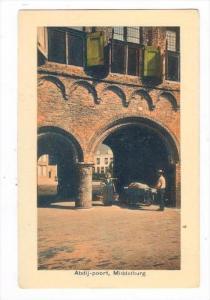 Abdij-poort , Middelburg , Netherlands, 00-10s