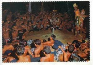 The Amazing Ketjak Dance of Bali, Indinesia, PU 1960s