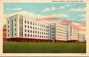 Arkansas State Sanatorium Nyberg Building Curteich