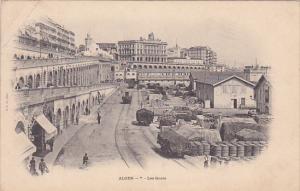 ALGER , Algeria , 00-10s ; Les Quais