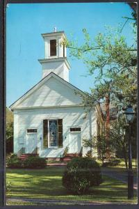 Bethel Presbyterian Church,Walterboro,SC BIN