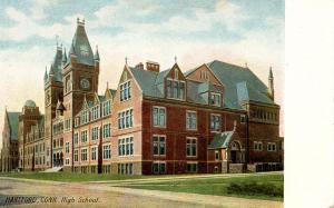 CT - Hartford. High School