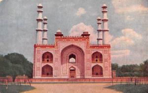 Agra India Gateway of Akbar's Tomb Agra Gateway of Akbar's Tomb