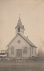 RP; HITCHCOCK , South Dakota , 1900-10ss ; Presbyterian Church