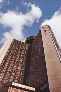 Hotel Regence Hyatt , Montreal , Quebec, Canada , 50-60s