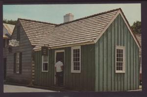 Wells Print Shop,St Augustine,FL