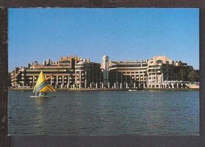Washington Harbour Washington DC Postcard BIN