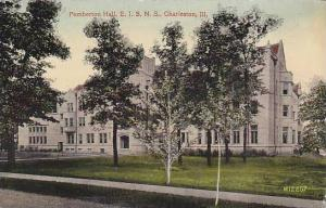 Pemberton Hall, E.I.S.N.S., Charleston,  Illinois, 00-10s
