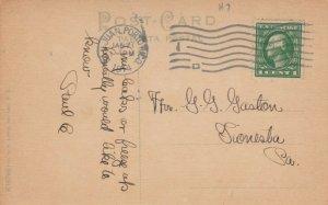 SAN JUAN, Puerto Rico , 1914 ; Casablanca