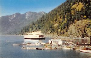 BR57224 Kahloke at horseshoe bay ship bateaux