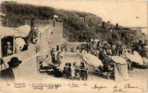 CPA PORNIC - Le Casino de Gourmalon - La Plage (654016)