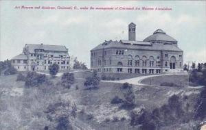 Ohio Cincinnati Art Museum And Academy Under The Management Of Cincinnati Art...