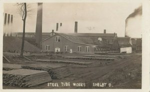 RP: SHELBY , Ohio, 1907 ; Steel Tube Works