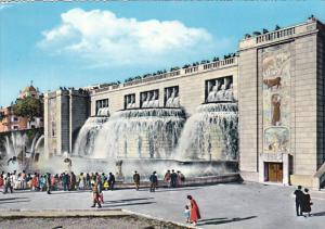 Monumental Fountain Lisboa Portugal