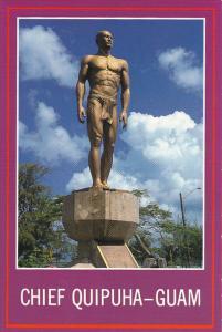 Chief Quipuha Statue Agana Guam