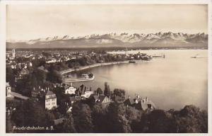 RP, Panorama, Friedrichshafen a. B., Baden-Wurttemberg, Germany, 1920-1940s