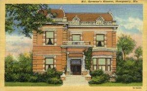 Governor's Mansion - Montgomery, Alabama AL