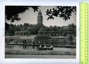 229515 GERMANY GDR Magdeburg Culture Rotehorn old photo POSTER