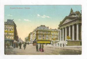 Anspach Avenue, Brussels, Belgium, PU-1909