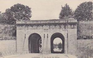 La Porte De Dijon, Langres (Haute-Marne), France, 1900-1910s