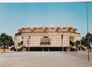 Burkina Faso Ouagadougou La Maison du Parti