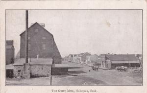 SALTCOATS , Saskatchewan , Canada , PU-1908 ; Grist Mill on Main Street