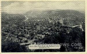 Inclined Plane Johnstown PA 1939
