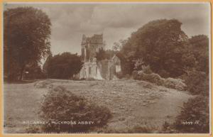 Republic of Ireland, Killarney, Muckross Abby - 1922