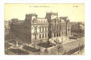 Lyon , France, 1900-10s : La Prefecture