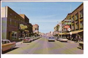 Main Street, Swift Current, Saskatchewan, Used Locally
