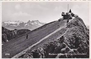 Switzerland Rochers de Naye Le Belvedere Photo