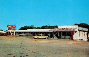 New Mexico Santa Rosa La Loma Motel