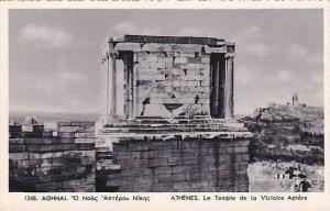 RP, Le Temple De La Victoire Aptere, Athenes, Greece, 1920-1940s