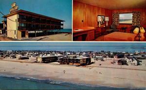 Delaware Rehoboth Beach Royal Surf Apartments & Motel